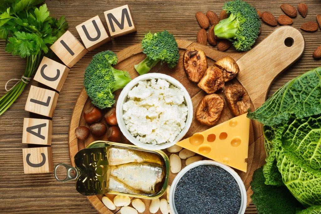 Images of calcium