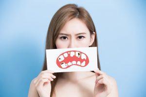 an image of cavities