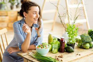 foods for strong enamel
